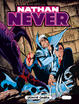 Cover of Nathan Never n. 8