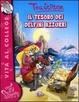 Cover of Il tesoro dei delfini azzurri