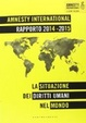 Cover of Amnesty international, rapporto 2014-2015