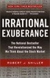 Cover of Irrational Exuberance