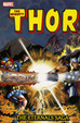 Cover of Thor: The Eternals Saga, Vol. 1