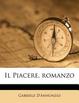 Cover of Il Piacere, Romanzo