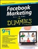 Cover of Facebook Marketing All-in-One for Dummies