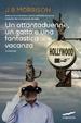 Cover of Un ottantaduenne, un gatto e una fantastica vacanza