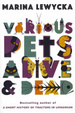 Cover of Various Pets Alive and Dead