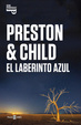 Cover of El laberinto azul