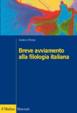 Cover of Breve avviamento alla filologia italiana