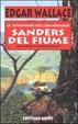 Cover of Le avventure del commissario Sanders del fiume