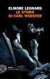 Cover of Le storie di Carl Webster