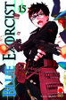 Cover of Blue Exorcist vol. 15