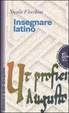 Cover of Insegnare latino