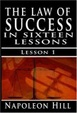 Cover of The Law of Success, Volume I