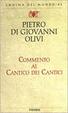 Cover of Commento al Cantico dei cantici
