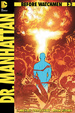 Cover of Before Watchmen: Dr. Manhattan n. 3
