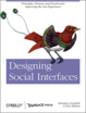 Cover of Designing Social Interfaces