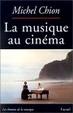Cover of La Musique au cinéma