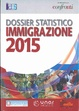 Cover of Dossier statistico Immigrazione 2015
