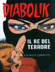 Cover of Diabolik. Il re del terrore