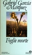 Cover of Foglie morte