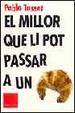 Cover of El millor que li pot passar a un croissant