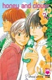 Cover of Honey and Clover Vol. 07