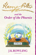 Cover of Harry Potter and the Order of the Phoenix: 5