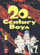 Cover of 20th Century Boys, Tome 1