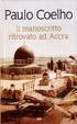 Cover of Il manoscritto ritrovato ad Accra