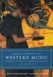 Cover of Norton Anthology of Western Music, Fifth Edition