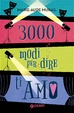 Cover of 3000 modi per dire ti amo