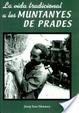 Cover of La vida tradicional a les muntanyes de Prades