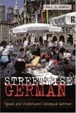 Cover of Streetwise German