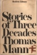 Cover of Stories of Three Decades