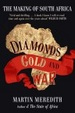 Cover of Diamonds, Gold and War