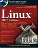 Cover of Linux Bible 2007 Edition