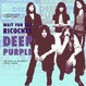 Cover of Deep Purple: Wait for the Ricochet