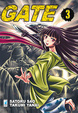 Cover of Gate vol. 3