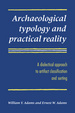 Cover of Archaeological Typology and Practical Reality