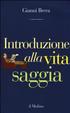 Cover of Introduzione alla vita saggia