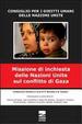 Cover of Missione di inchiesta delle Nazioni Unite sul conflitto di Gaza
