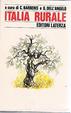 Cover of Italia rurale