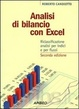 Cover of Analisi di bilancio con Excel