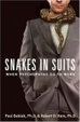 Cover of Snakes in Suits