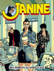 Cover of Janine - Allegato a Speciale Nathan Never n.7