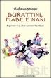 Cover of Burattini, fiabe e nani