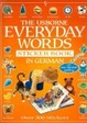 Cover of Everyday words German Sticker Book