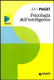 Cover of Psicologia dell'intelligenza