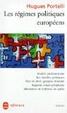 Cover of Les régimes politiques européens