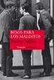 Cover of Besos para los malditos