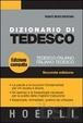 Cover of Dizionario di tedesco. Tedesco-italiano, italiano-tedesco.